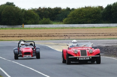 Track Day - Blyton Park 11 Aug 2019
